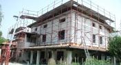 Rifacimento copertura strutturale