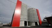 Rivestimento silos - dopo