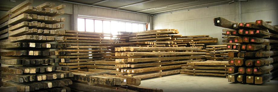 Recupero legno 1